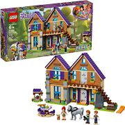 New Lego Friends Miaand039s House 41369 Parents Horse Stable Climbing Wall Sealed Nib