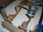 Wood Carving Duplicator- Chair Legs, Gunstocks And Forearms, Anything...