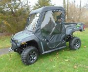 Arctic Cat Prowler Pro Full Cab Enclosure With A Lexan Windshield