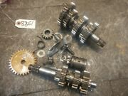 2001 Bombardier Ds 650 Can Am Transmission Gear Fork Set 8361