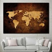 World Map In