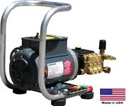 Pressure Washer Electric Direct Drive 3 Gpm 1500 Psi 3 Hp 230v 1 Ph Ar Hc