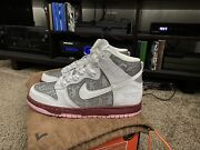 Nike Sole Collector Championship Dunk High Size 8.5 047/400 Extremely Rare