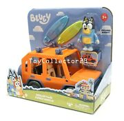 Bluey Heeler 4wd Family Vehicle With Bandit The Dad Bluey Car Instock Us Seller