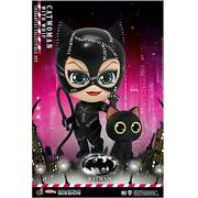 Hot Toys Cosbaby Batman Returns Mini Figure Catwoman With Whip 12 Cm