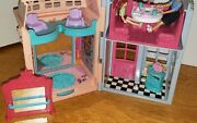 Fisher Price Sweet Streets Loving Family Dance Studio Candy Shop 2001 Accessorie