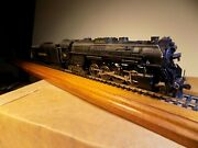 Rivarossi Ho Scale Nickel Plate Rd 2-8-4 Pre-owned Tested
