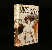 1968 The Nice And The Good Iris Murdoch Booker Prize First Edition