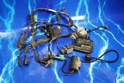 Kx450f Complete Wiring Harness Kit 09 10 11 Cdi Wire Loom Assembly Electrical