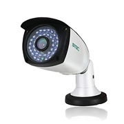 Sv3c 4mp Outdoor Indoor One-way Audio Ip Poe Camera, 36pcs Ir Leds Support Hd