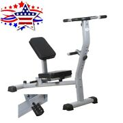 Usa Stock Newest Fitness Commercial Stretch Machine With Multi-grip Handle Bars