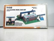Ho Scale Tyco Unloading Mail Car Set, Set No. 920..new Old Stock