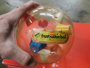 Frustration Ball Remco 1969 Harrison New Jersey Style 841 Vtg Skill Game Rare