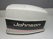 435727 Johnson Evinrude 60 Hp Vro 3 Cyl Motor Cowl Engine Cover Top Cowling Hood