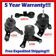 N216 Fits 2011-2013 Toyota Sienna 2.7l Auto Engine Motor And Transmission Mount