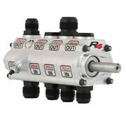 Peterson Fluid 04-4056 4-stage Dry Sump Oil Pump Bell Housing Single Return New