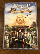 Marco Polo Ii 2 Board Game English Edition Z-man Games Oop Nis