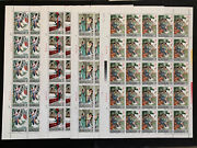 Pr China Stamp 1983 T82 The West Chamber Full Sheet Total 25 Set Set Of 4m