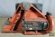Salvaged Nautical Foundry Pattern Large Wood Industrial Shipbuilding Mould 51