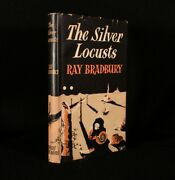 1951 The Silver Locusts Ray Bradbury Science Fiction First Edition