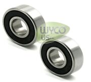 2 Sealed Spindle Deck Bearings For Scag Repl 48224 Lawnmowers Tractors 26d7