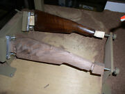 Stock Carving And Reproduction- Grips Shotguns Rifle Stocks
