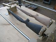 Gunstock Carving Duplicator- Change A Walnut Blank To New Stock In 2 Hours