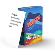 Tragos Game For Latinos - Relatable Funny Card Adults Expansion Pack Kitchen
