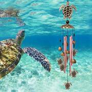 Turtle Wind Chimes Tortoise Wind Chimes Sea Turtles Wind Chime For Outside Copp