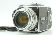 Rare【top Mint T Lens And Mint Late Model Body】hasselblad 500c C 80mm F/2.8 1184