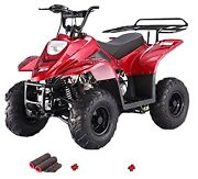 110cc Boulder Atv - Fully Assembled - Ready To Go... Free Pick Up Any Color