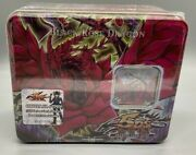 Yu-gi-oh 5dandrsquos Black Rose Dragon Collectors Tin 2008 Factory Sealed