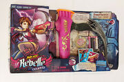Nerf Rebelle Charmed Everfierce Bow W/ Box Charms And Darts