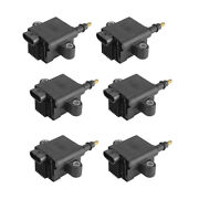 6pc T0145y Smart Ignition Coil For Mercury Optimax 339-879984t00 300-8m0077471