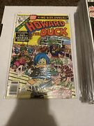 Howard The Duck Volumes 1 And 2 Marvel Comics 1-31 + King Size Annual
