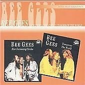 Ever Increasing Circles/tomorrow The World The Bee Gees Audio Cd Good Free And
