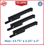 Direct Store Parts Db106 3-pack Cast Iron Burner Replacement For Charbroil ...