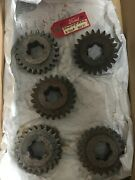 Model A Possibly Ford Transmission Second And High Sliding Gear A-7101a