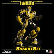 Threea Transformers Dlx Scale Collectible Series Bumblebee Movie Figure 8 New