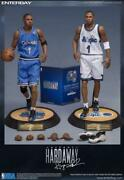Enterbay Nba Magic Anfernee Hardaway Penny 1/6 Scale Movable Figure Point Guard