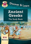 New Ks2 Discover And Learn History - Ancient Greeks Study Bo Uk Import Book New