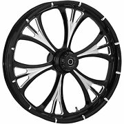 Rc Components Majestic 2x3.5 Eclipse Front Wheel W/abs 21359032a14102e