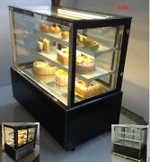 Update 47 Refrigerated Bakery Showcase 220v Air Patenting Cake Display Cabinet