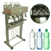 2-unlimited Pneumatic Filling Machine Perfume Liquid Bottle Filler Stainless Usa