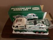 2013 Hess Toy Truck And Tractor Mib 2016 Hess Toy Truck And Dragster New In Box