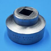 Proto Tools 6559 - 2-1/16andnbsp 3/4 Drive Ball Joint Socket Shallow Good Cond