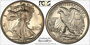 1939 Proof Walking Liberty Half Dollar 50c Pcgs And Cac Certified Pr 64 870
