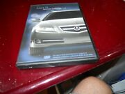 2007 Acura Tl Advanced Technology Tour Dvd Excellent Condition Free Shipping