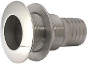 Stainless Steel Scupper Valve - Attwood