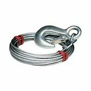 Winch Cable 1/8in 7x19 20ft - Tie Down Engineering